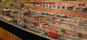 Trago Mills 00 Scale Model Railway - 2013 (03) Trago Central