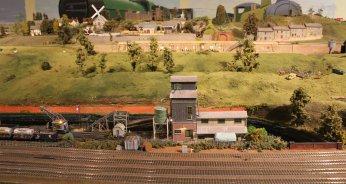 Trago Mills 00 Scale Model Railway - 2013 (09)