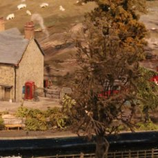 Trago Mills 00 Scale Model Railway - 2013 (11)