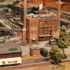 Trago Mills 00 Scale Model Railway - 2013 (14)