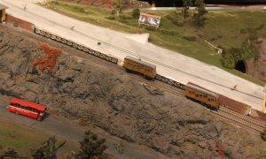 Trago Mills 00 Scale Model Railway - 2013 (28) funicular railway
