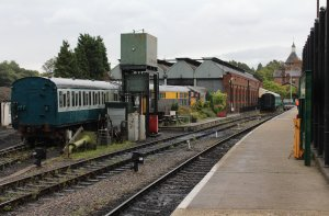 2013 Spa Valley Railway - Tunbridge Wells West