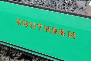2013 Watercress Line - Alresford - Southern Schools class V - 925 Cheltenham