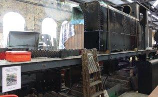 2013 Spa Valley Railway - Tunbridge Wells West - A1X Terrier class 32650 Sutton