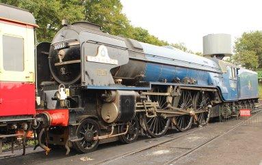 2013 Watercress Line - Ropley - A1 class 60163 Tornado