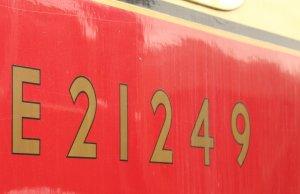 2013 Watercress Line - Ropley - Mk1 carriage Tornado support coach E21249