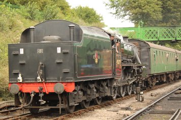 2013 Watercress Line - Ropley - Ex-LMS Black 5 - 45379