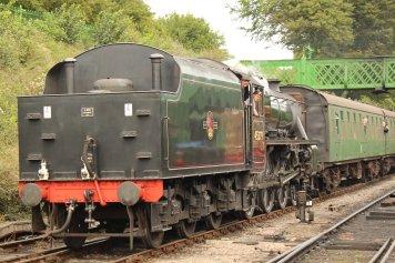 2013 Watercress Line - Ropley - Ex-LMS Black 5 - 45379