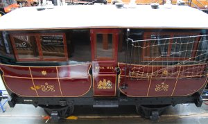 2013 National Railway Museum York - The Great Gathering - Royal Mail 282693