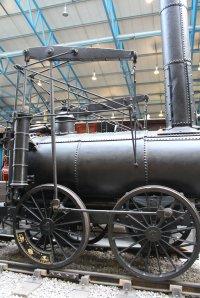 2013 National Railway Museum York - The Great Gathering - Shutt End Colliery Railway 0-4-0 steam locomotive Agenoria