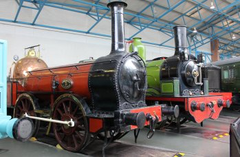 2013 National Railway Museum York - The Great Gathering - Furness Railway No3 Old Coppernob