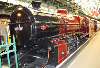 2013 National Railway Museum York - The Great Gathering - LMS Hughes Crab 2-6-0 13000