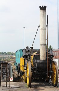 2013 National Railway Museum York - The Great Gathering - Stephenson's Rocket Replica