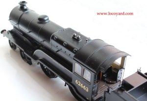 Bachmann class D11 62663 Prince Albert 31-146 review (7)