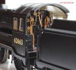 Bachmann class D11 62663 Prince Albert 31-146 review (cab)