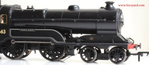 Bachmann class D11 62663 Prince Albert 31-146 review