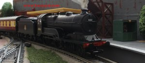 Locoyard - Bachmann class D11 62663 Prince Albert 31-146