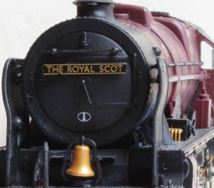 Locoyard - modified Hornby LMS 6100 Royal Scot (Bell)