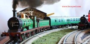 Locoyard - South East and Chatham Railway - Bachmann C class 592