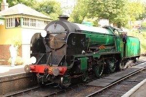 2013 - Watercress Line Alresford - 925 Cheltenham