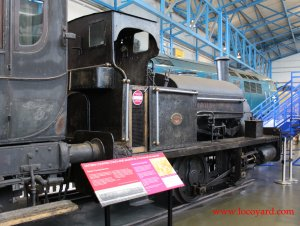 2013 National Railway Museum York - The Great Gathering - Black, Hawthorth - 2 Bauxite 0-4-0 Saddle tank