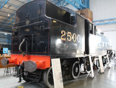 2013 National Railway Museum York - The Great Gathering - LMS Stanier 3-cylinder 4P 2-6-4T LMS No 2500