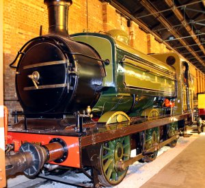 2013 National Railway Museum York - The Great Gathering - GNR Class J13 1247