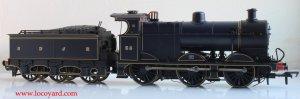 Bachmann Fowler 4F 0-6-0 - Locoyard Review - SDJR 58 (profile)