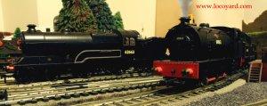 Locoyard -Bachmann Improved Director 62663 Prince Albert and Hornby Hunslet Austerity J94 BR 68062