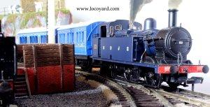 Locoyard - Bachmann SDJR Jinty tank 23