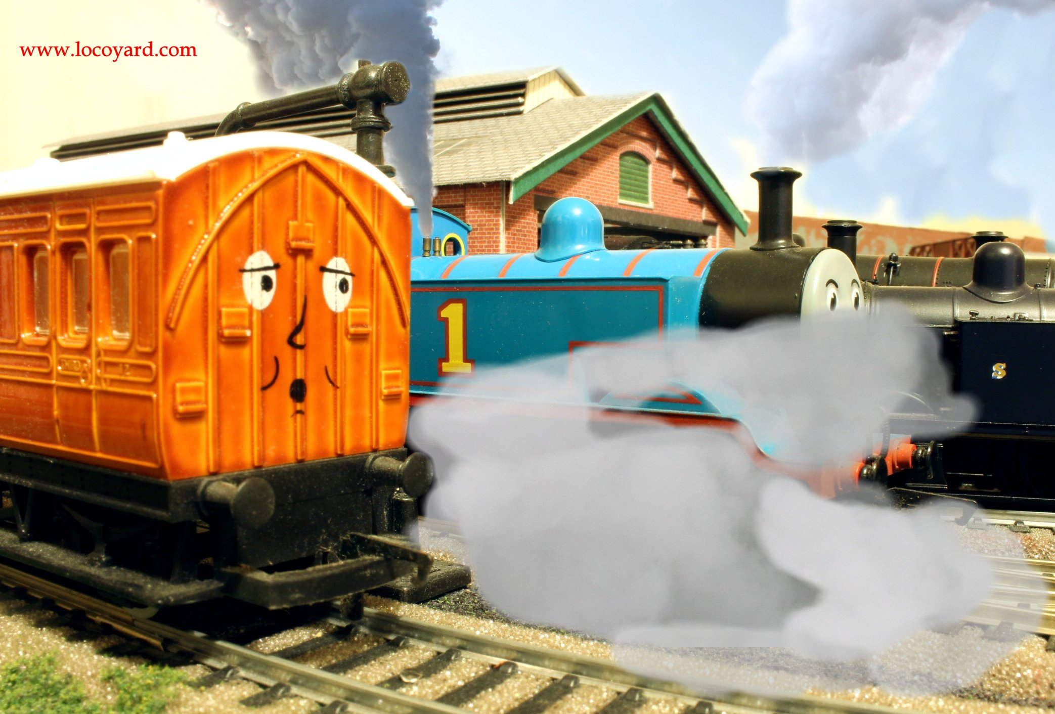 diesel thomas the tank engine - photo #43