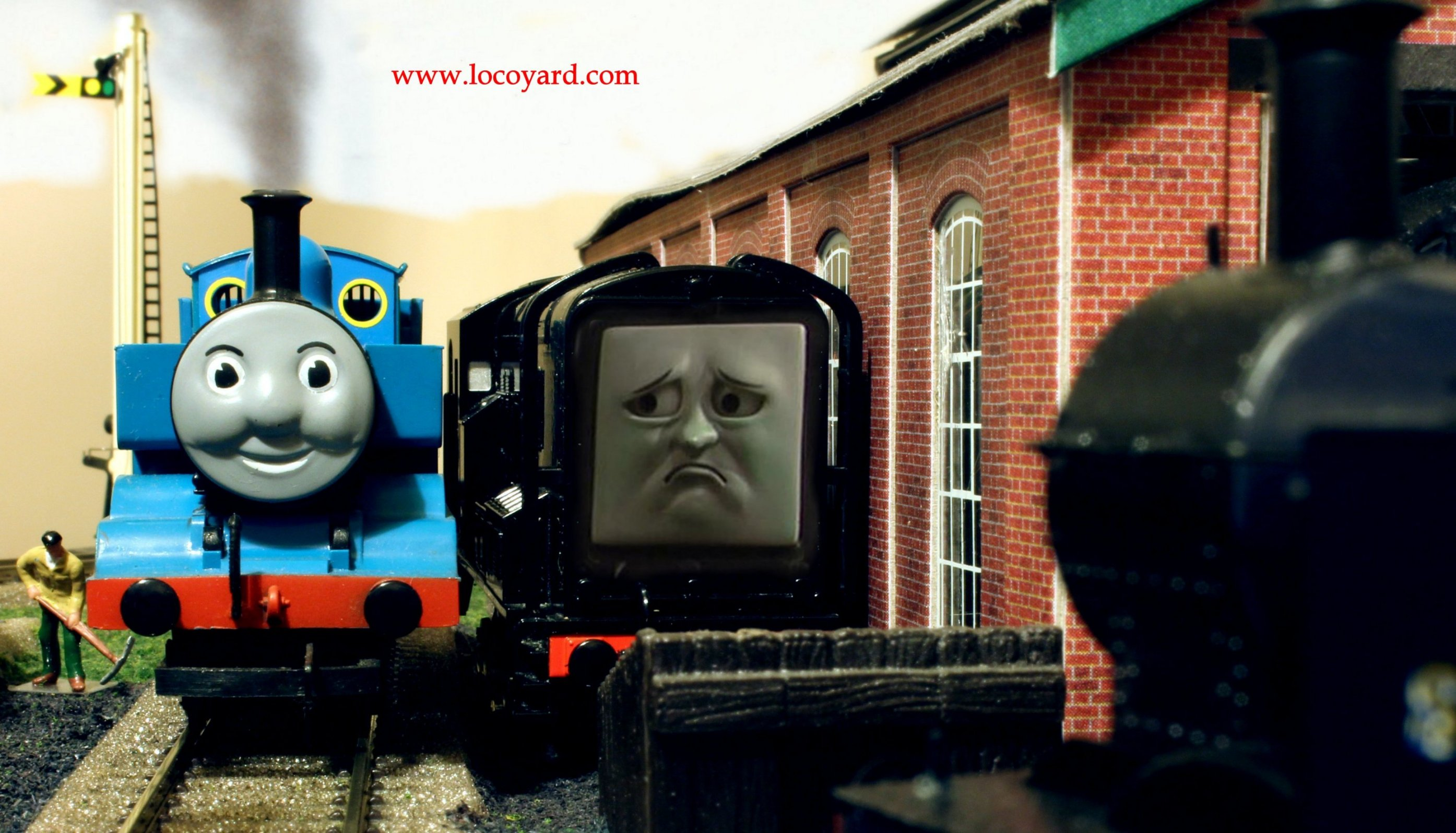 diesel from thomas and friends - photo #3