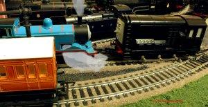 Locoyard Halloween Special 2013 - Day of The Diesel - 02 - Thomas the Tank Engine & Devious Diesel