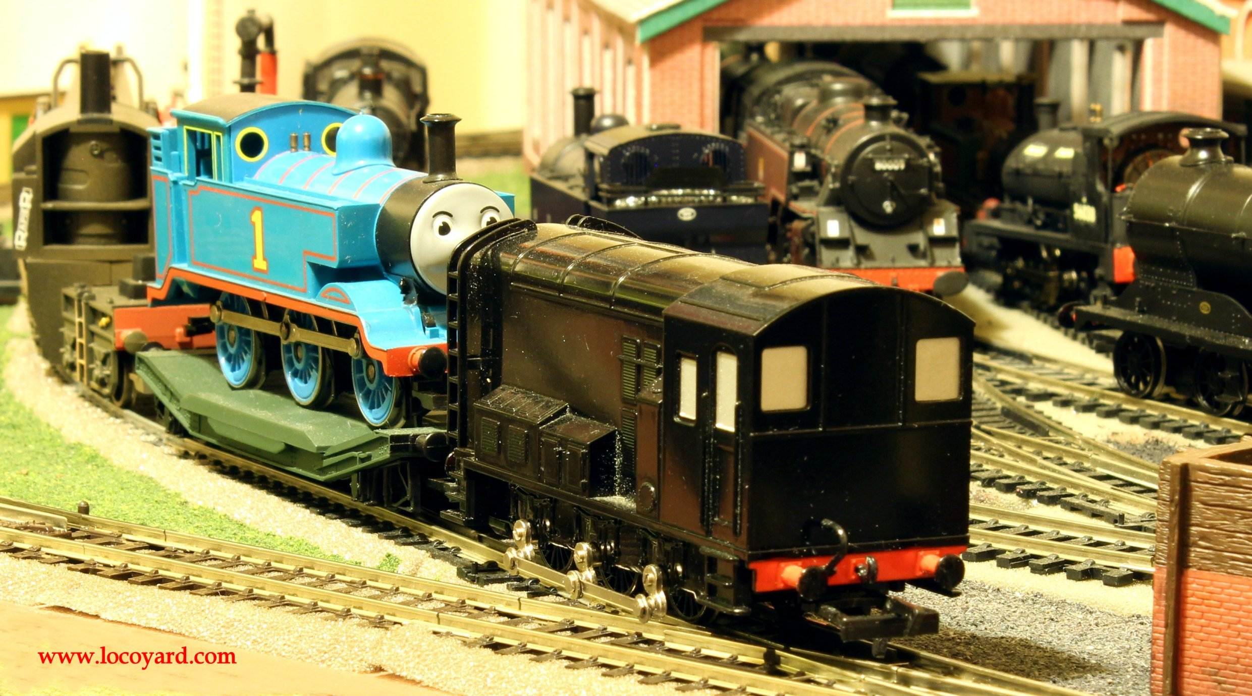 diesel thomas the tank engine - photo #28