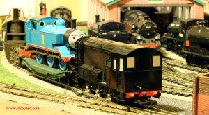 Locoyard Halloween Special 2013 - Day of The Diesel - 06 - Thomas the Tank Engine & Devious Diesel