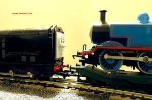 Locoyard Halloween Special 2013 - Day of The Diesel - 07 - Thomas the Tank Engine & Devious Diesel