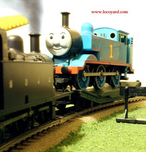 Locoyard Halloween Special 2013 - Day of The Diesel - 09 - Thomas & SDJR Jinty 23