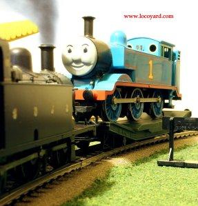 Locoyard Halloween Special 2013 - Day of The Diesel - 09 - Thomas & SDJR Jinty 23
