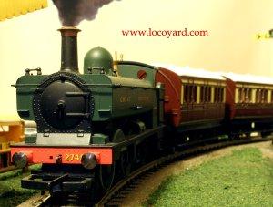 Locoyard - Hornby GWR 2721 Pannier class 2748