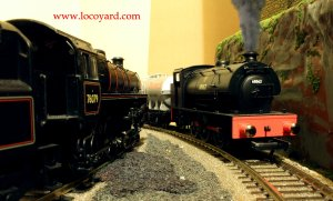 Locoyard - Hornby Hunslet Austerity J94 BR 68062