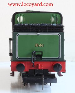 Locoyard Review - Hornby Railroad GNR J13 (LNER J52) class - 1241 (bunker)