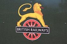 2013 Watercress Line Autumn Steam Spectacular - Ropley - BR Standard 7MT class 70000 Britannia early emblem