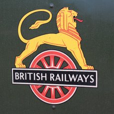 2013 Watercress Line Autumn Steam Spectacular - Ropley - BR Standard 7MT class 70000 Britannia early emblem