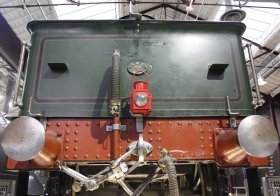 2013 - STEAM Museum of the GWR - Swindon - GWR 4073 Class - 4073 Caerphilly Castle