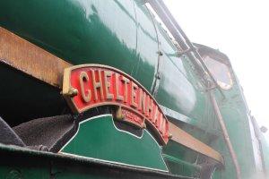 2013 Watercress Line Autumn Steam Spectacular - Ropley - Southern Schools class V - 925 Cheltenham