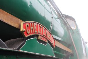 2013 Watercress Line Autumn Steam Spectacular - Ropley - Southern Schools class V - 925 Cheltenham