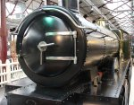 2013 - STEAM Museum of the GWR - Swindon - 4000 class 4003 Lode Star smokebox
