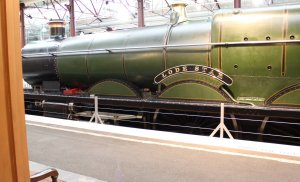 2013 - STEAM Museum of the GWR - Swindon - 4000 class 4003 Lode Star