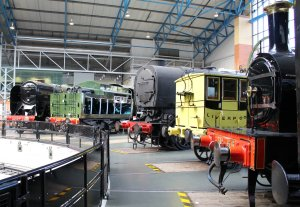 2013 National Railway Museum York - The Great Gathering - The Great Hall