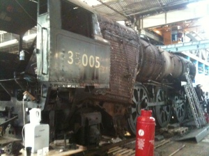 35005 Canadian Pacific - 2013 Eastleigh Works
